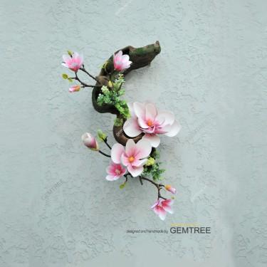 Dây leo phối hoa treo D0404